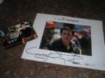 Autographed picture of Craig Olejnik as Toby Logan from TheListener